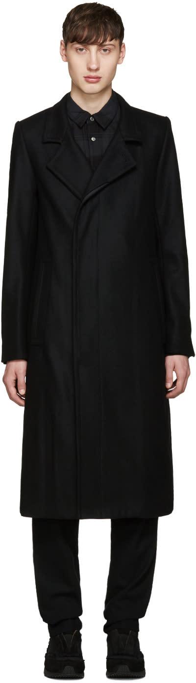 Stephan Schneider Black Film Coat