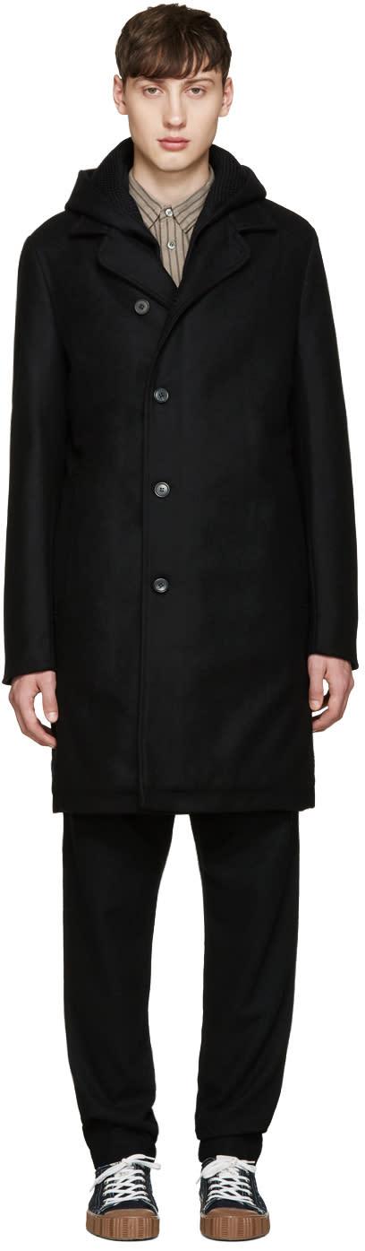 Stephan Schneider Black Conservation Coat