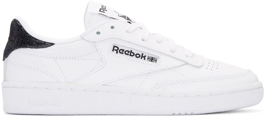 Reebok Classics White Club C Sneakers