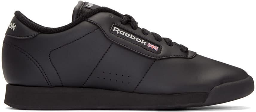 Reebok Classics Black Princess Sneakers