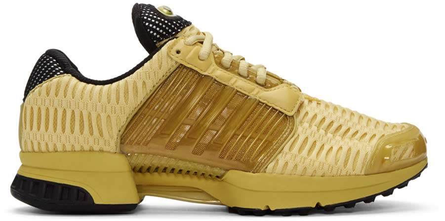 Adidas Originals Yellow Clima Cool 1 Sneakers