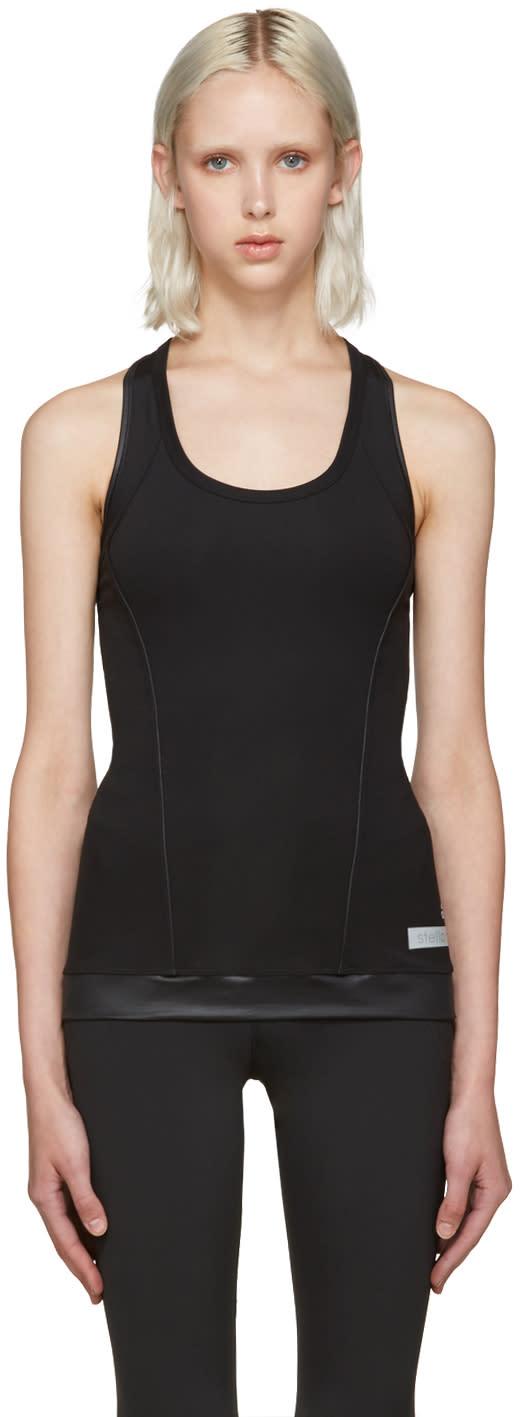 Adidas By Stella Mccartney Black Performance Tank Top
