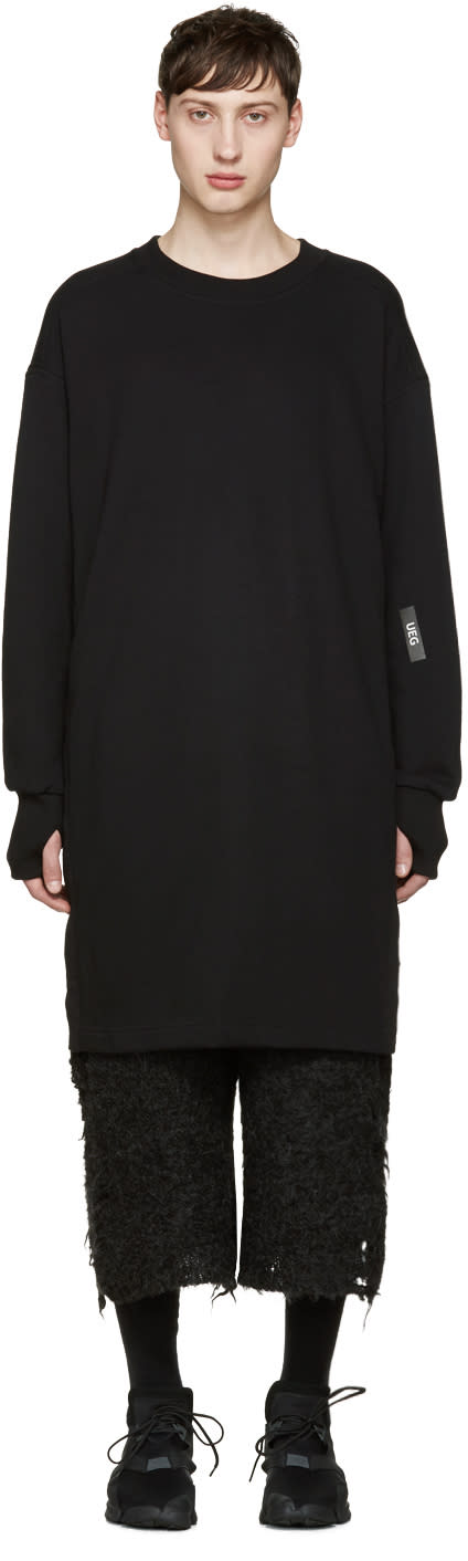 Ueg Black Long Pullover