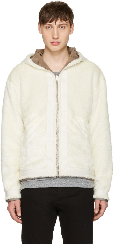 John Elliott Reversible Cream Bolivia Jacket