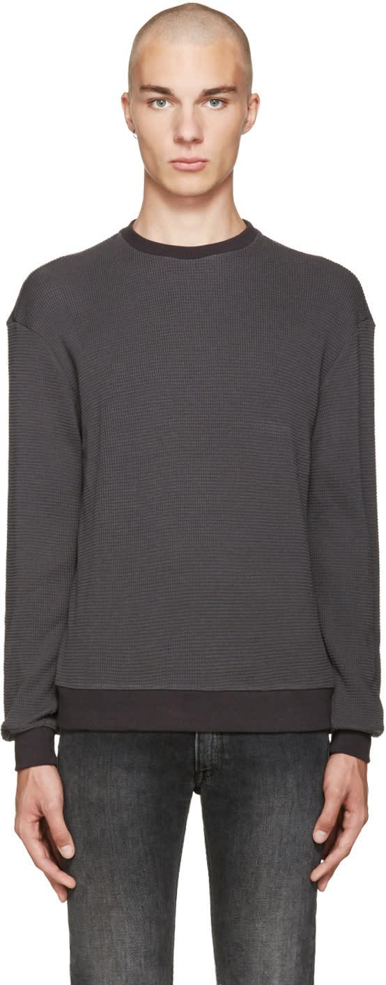 John Elliott Green Thermal T-shirt