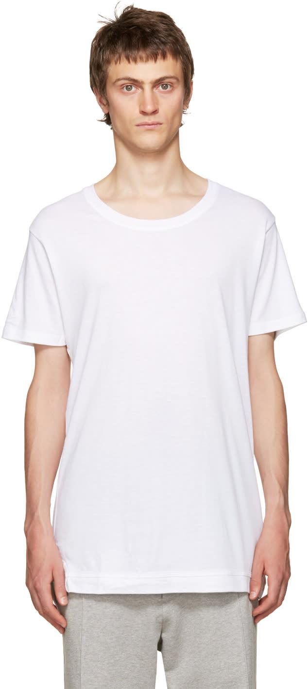 John Elliott White Mercer T-shirt