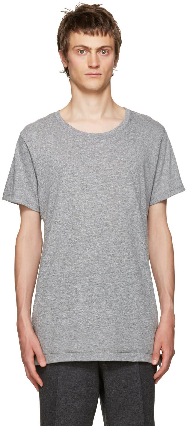 John Elliott Grey Mercer T-shirt