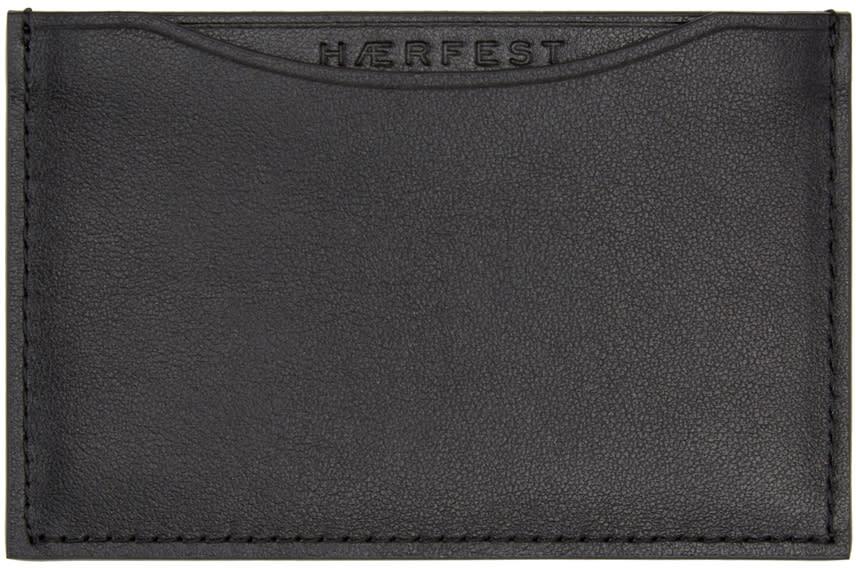 Haerfest Black H39 Card Holder