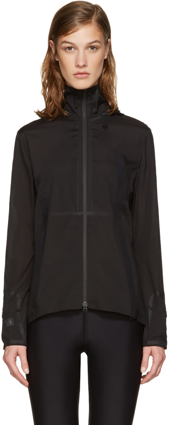 Y-3 Sport Black Airflow Jacket