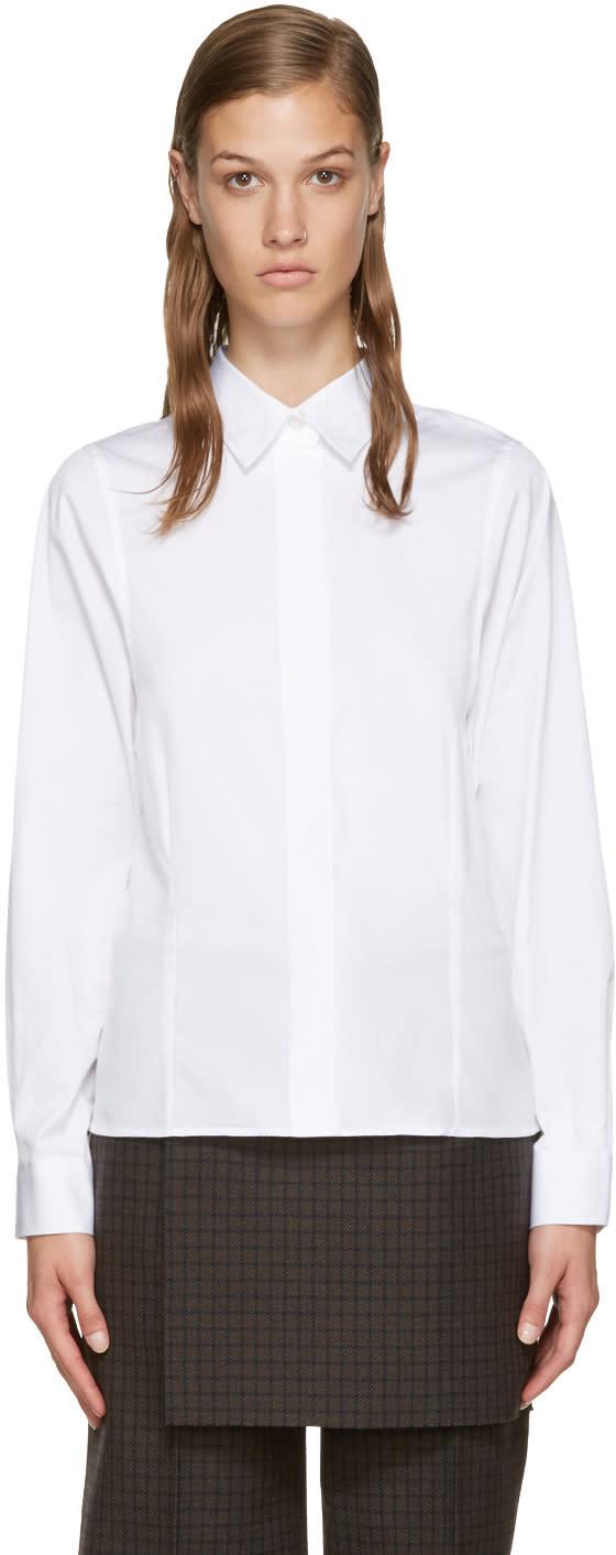 Toteme White Isola Shirt