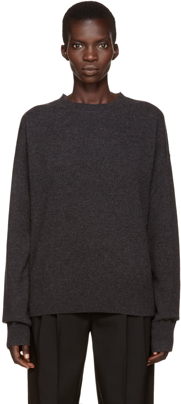 Protagonist Grey Cashmere 07 Sweater