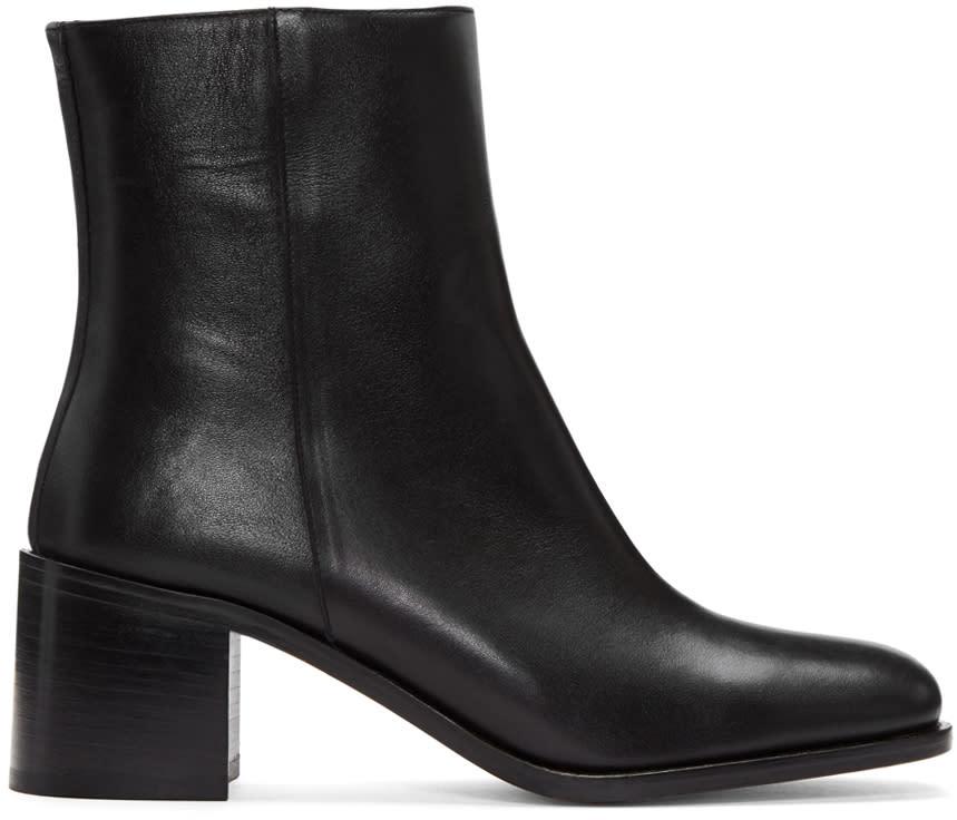 Maryam Nassir Zadeh Black Fiorenza Boots