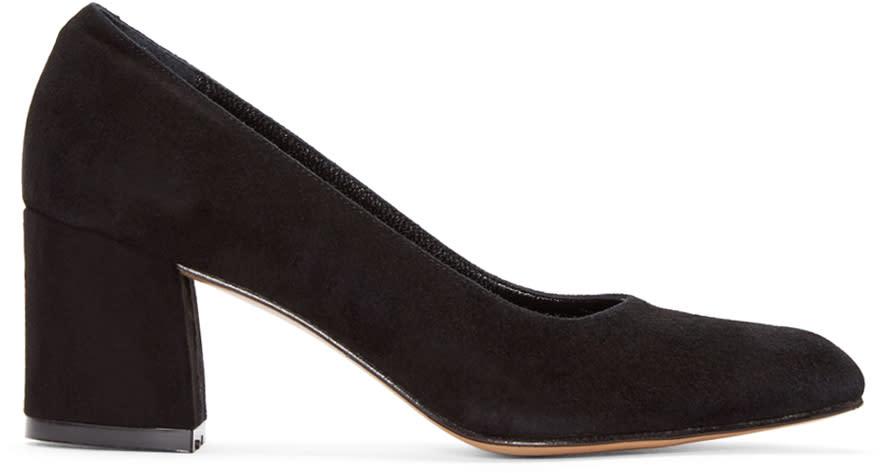 Maryam Nassir Zadeh Black Maryam Heels