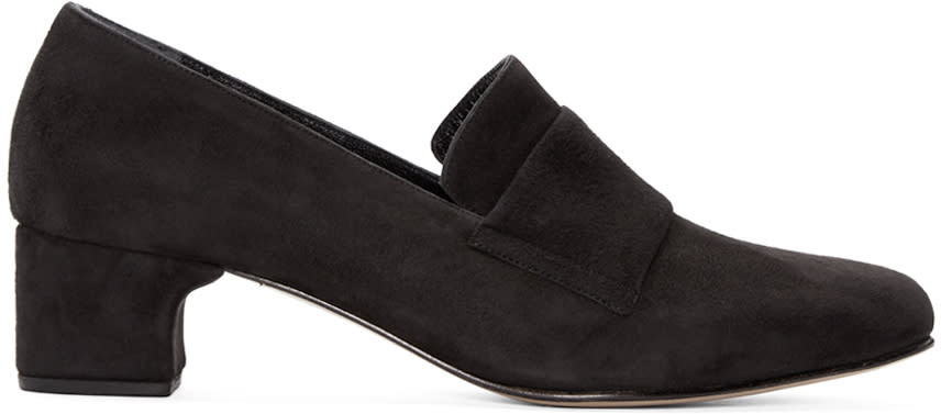 Maryam Nassir Zadeh Black Melisa Heels