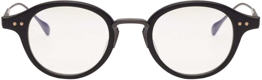 Dita Black Spruce Glasses