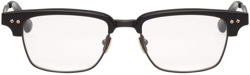 Dita Black Statesmen Three Glasses
