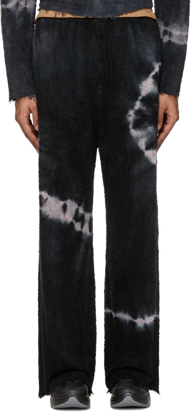 Haal Ssense Exclusive Grey Borealis Lounge Pants