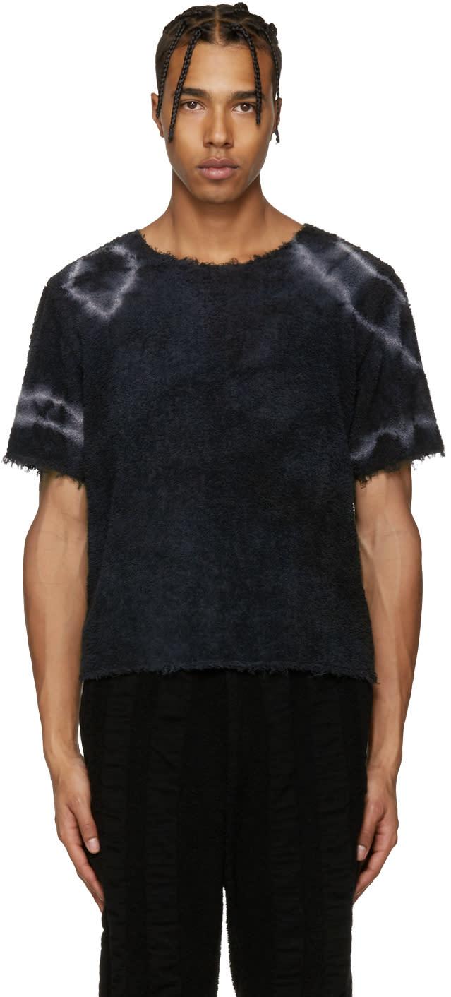 Image of Haal Ssense Exclusive Grey Sun T-shirt