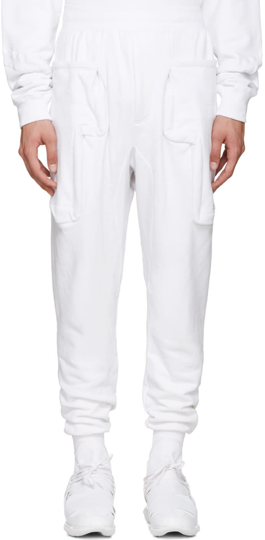 Perks And Mini White Aktivity Duplo Lounge Pants