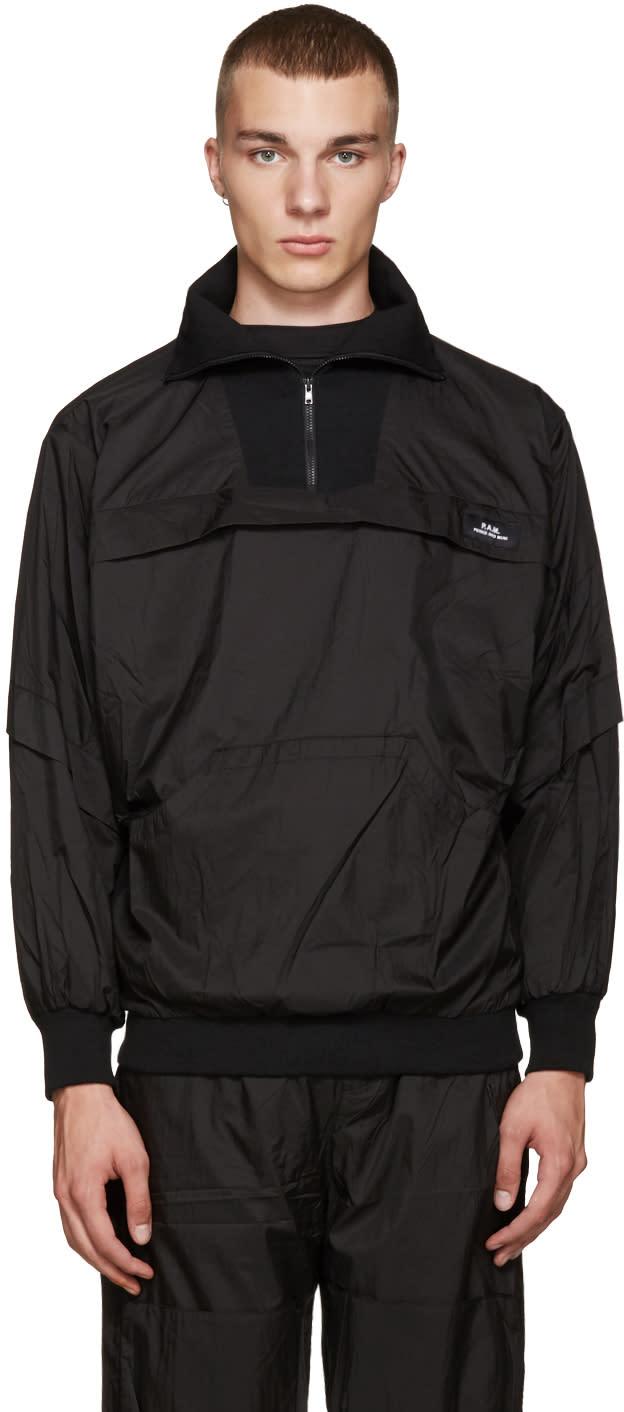 Perks And Mini Black Aktiv Jacket