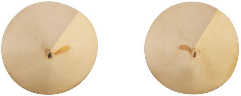 Image of Lauren Klassen Gold Spike Earrings