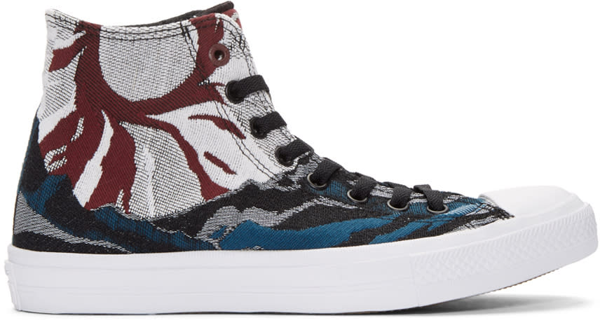 Converse Multicolor Engineered Ctas Ii High-top Sneakers