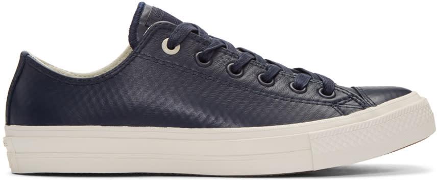 Converse Navy Ctas Ii Ox Sneakers