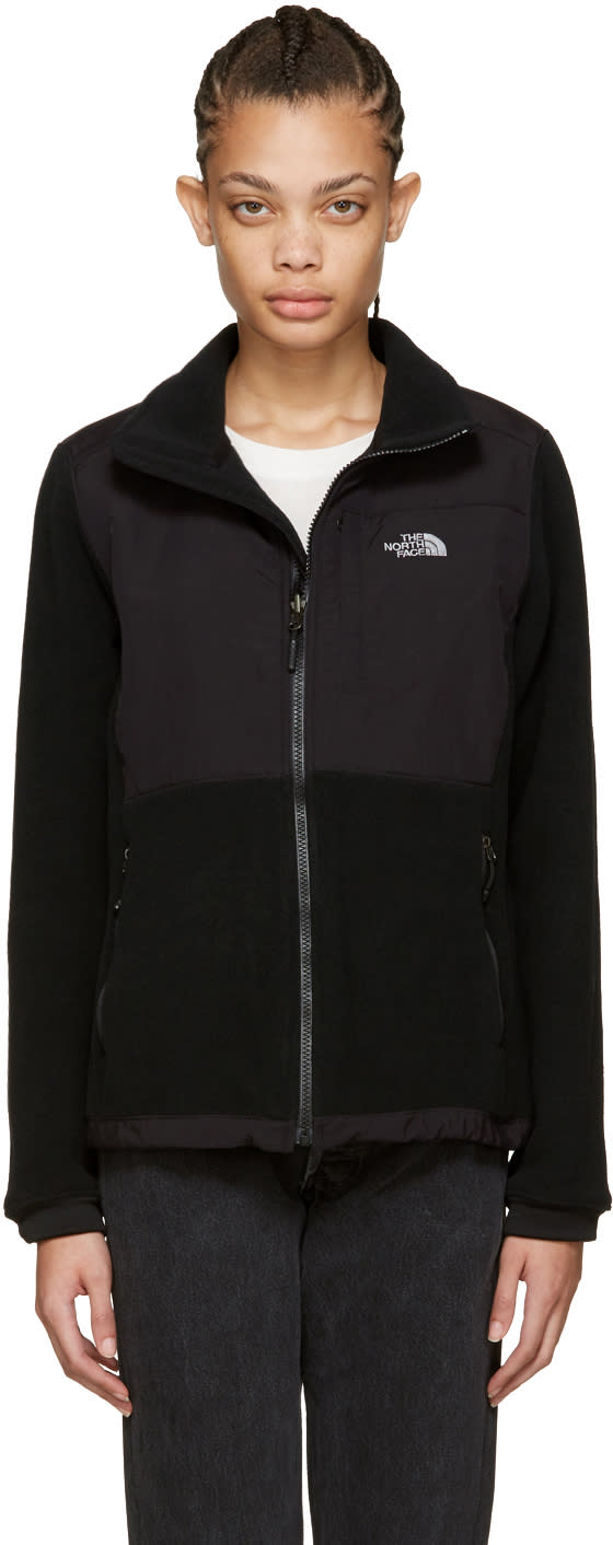 The North Face Black Denali 2 Jacket