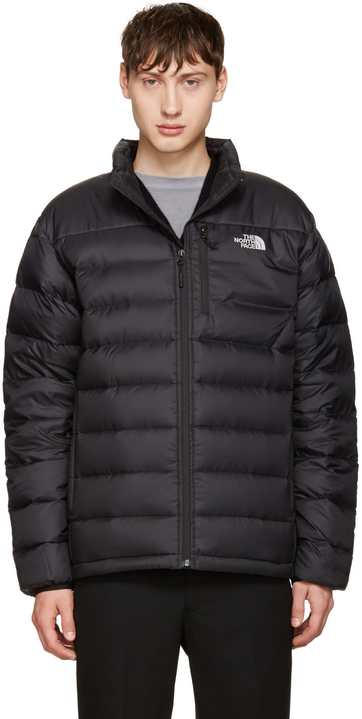 The North Face Black Aconcagua Jacket