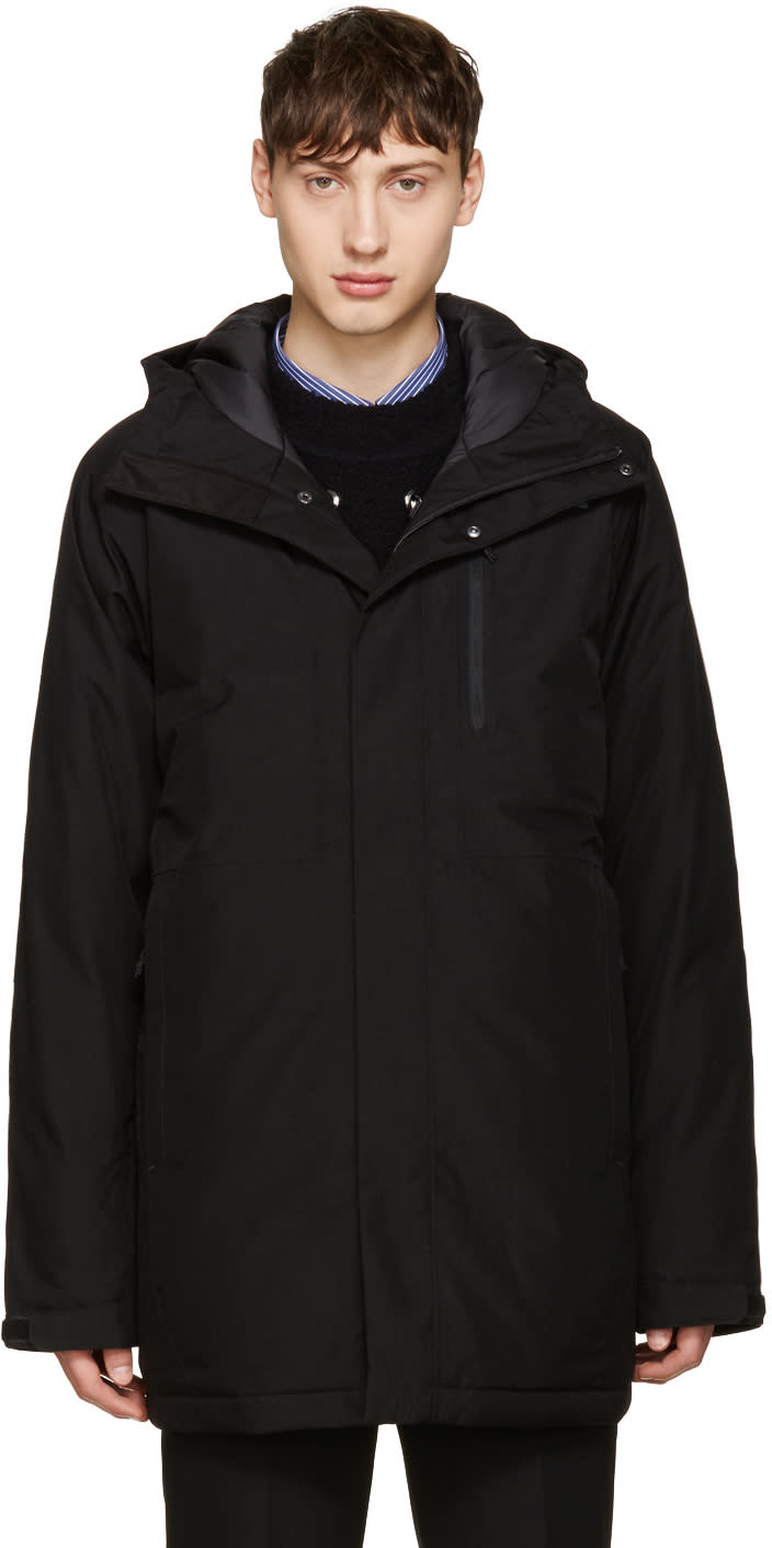 The North Face Black Mount Elbert Parka