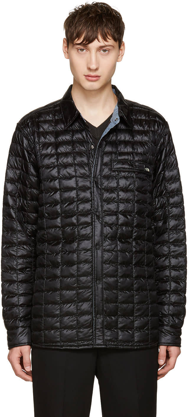 The North Face Black Reyes Quilted Jacket