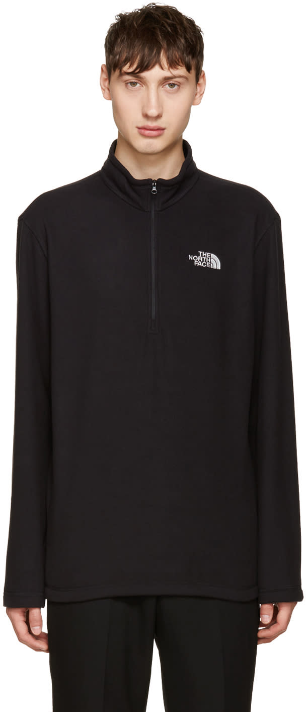 The North Face Black Tka Glacier Pullover