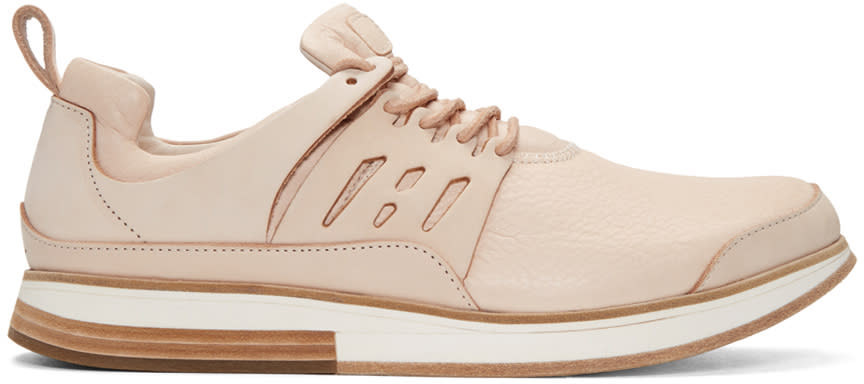 Image of Hender Scheme Beige Manual Industrial Products 12 Sneakers