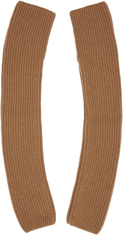 Nehera Tan Merino Wool Sleeves