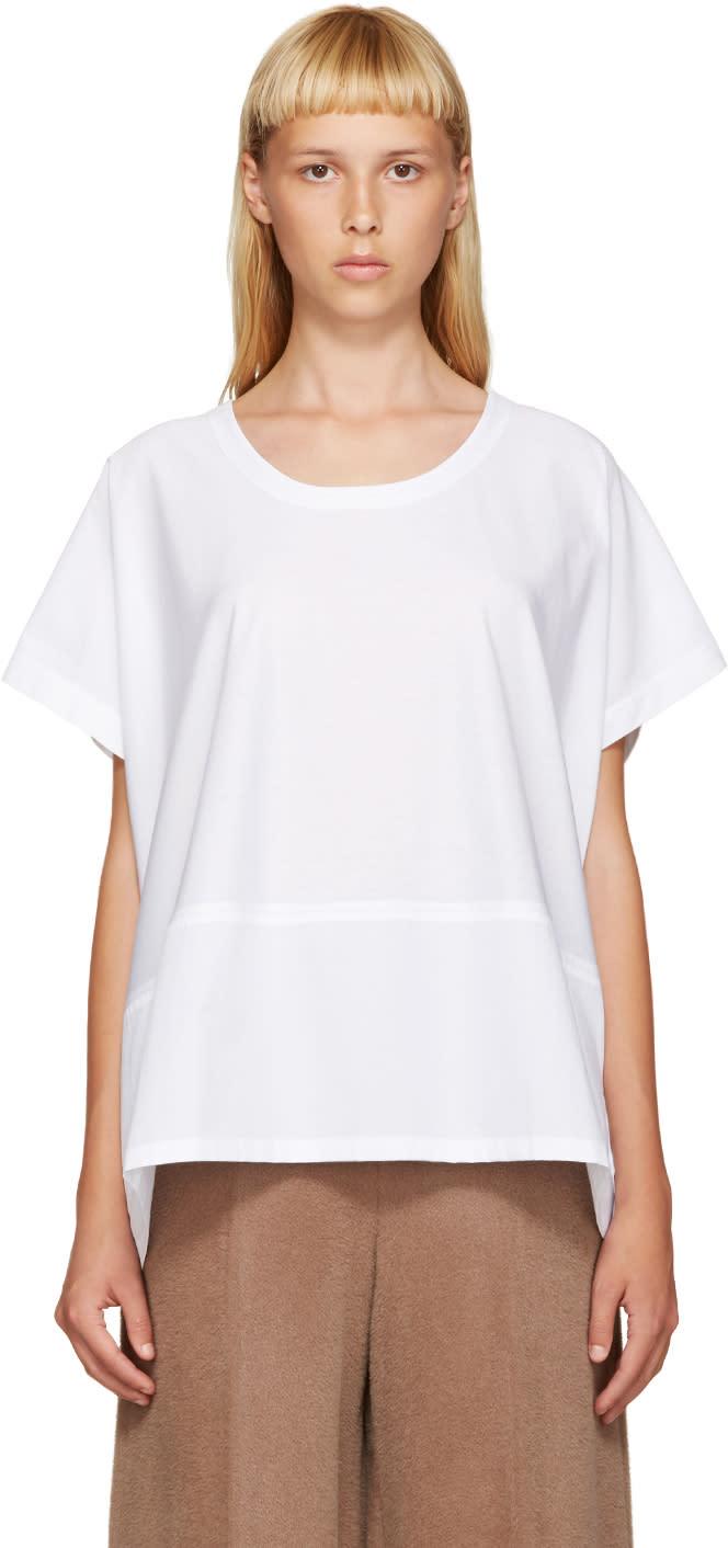 Nehera White Tessel T-shirt