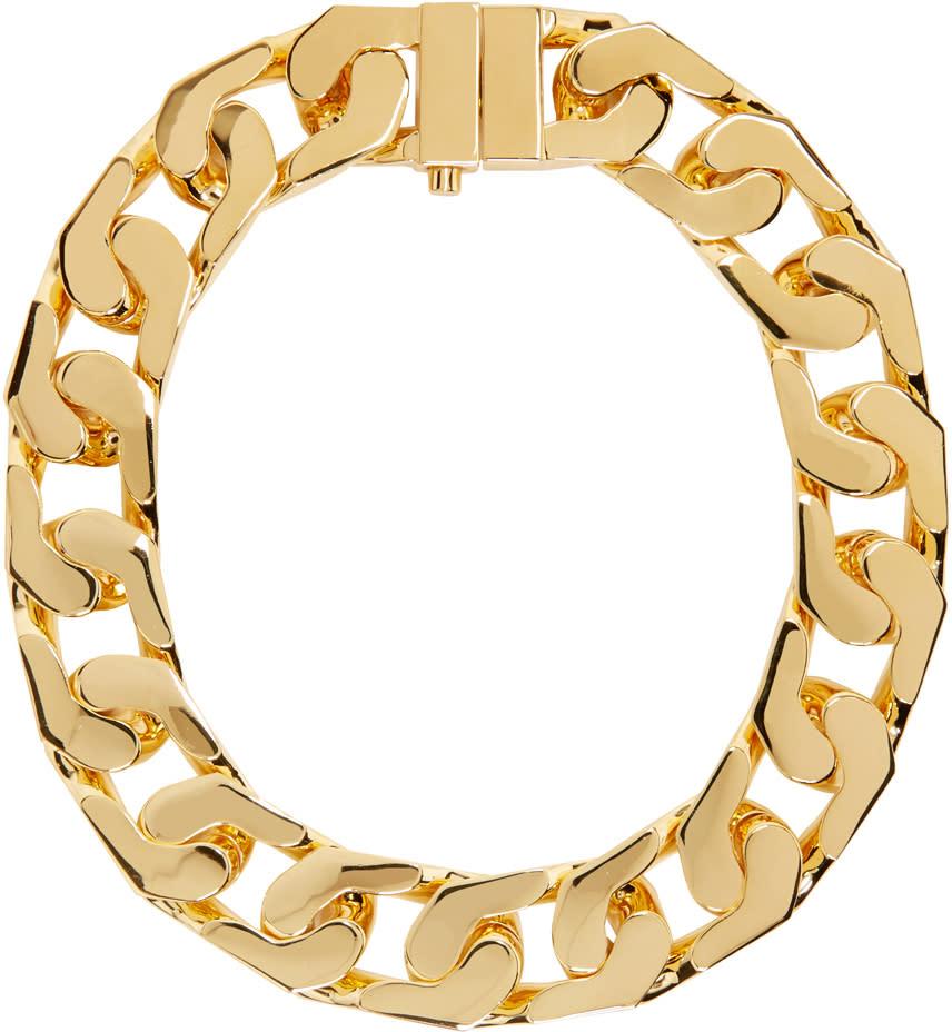 Ambush Gold New Classic Chain 1 Choker