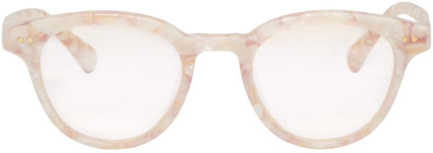 Gentle Monster Tortoiseshell Rang. D Glasses