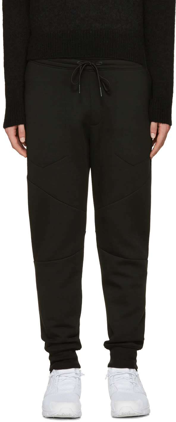 Isaora Black Neo Lounge Pants