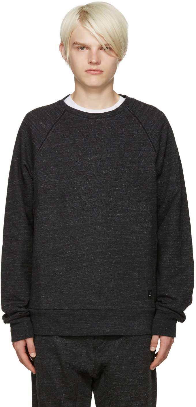 Isaora Black Space Pullover