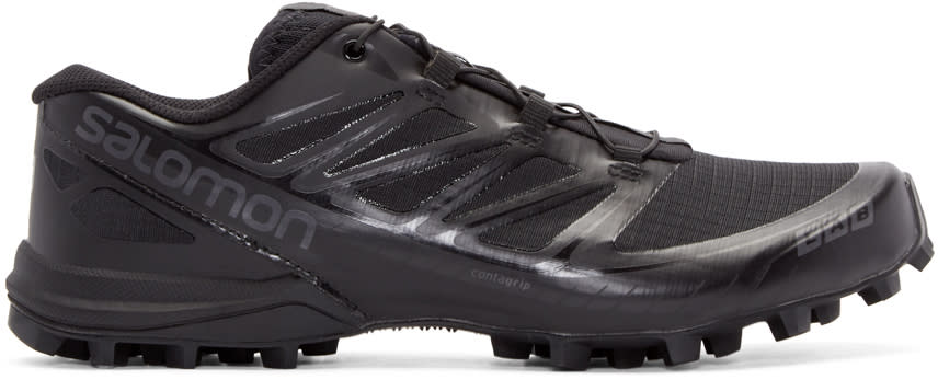Salomon Black S-lab Speed Sneakers
