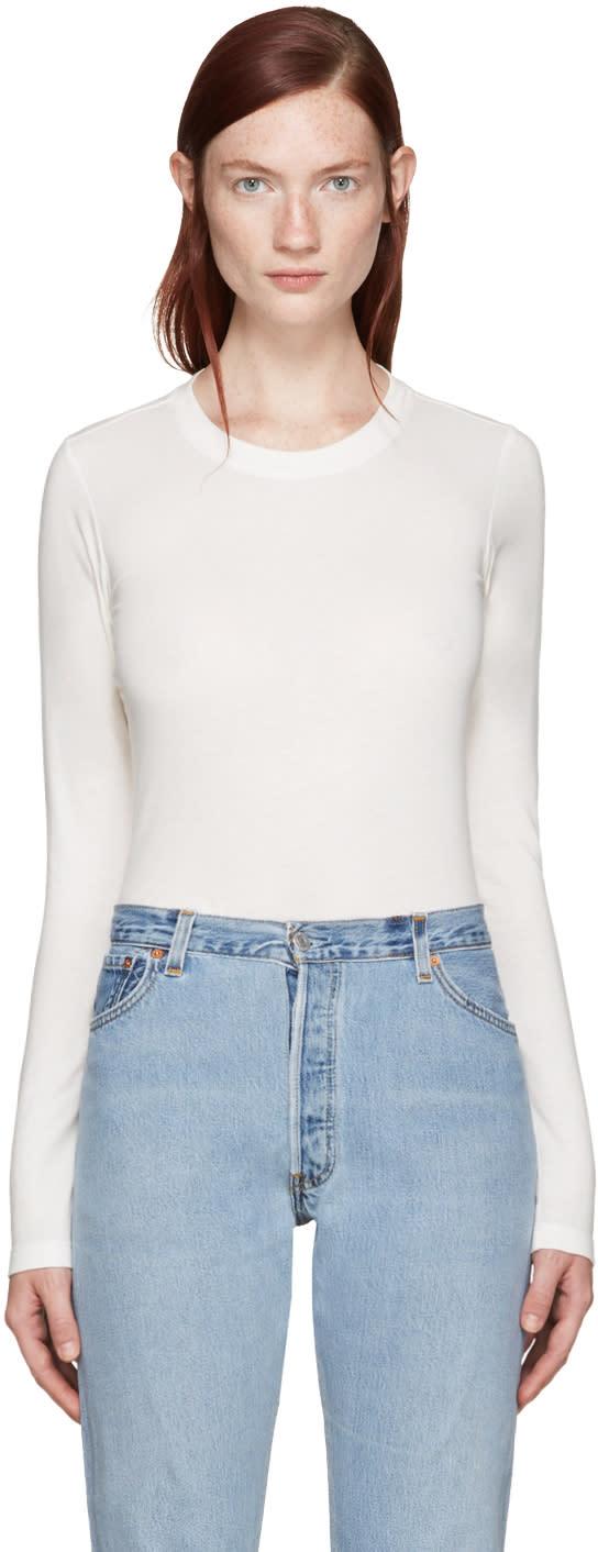 Wendelborn Off-white Generic T-shirt