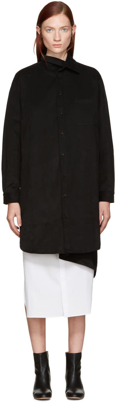 Bless Black Neckerchief Dress