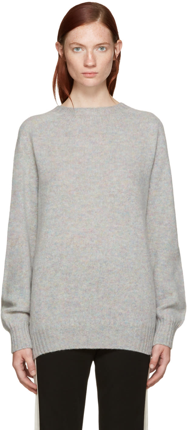 Bless Multicolor Pearlpad Sweater