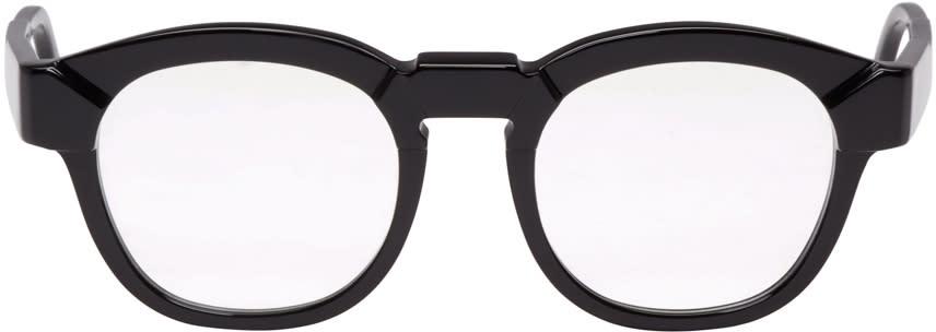 Kuboraum Black Maske K17 Glasses