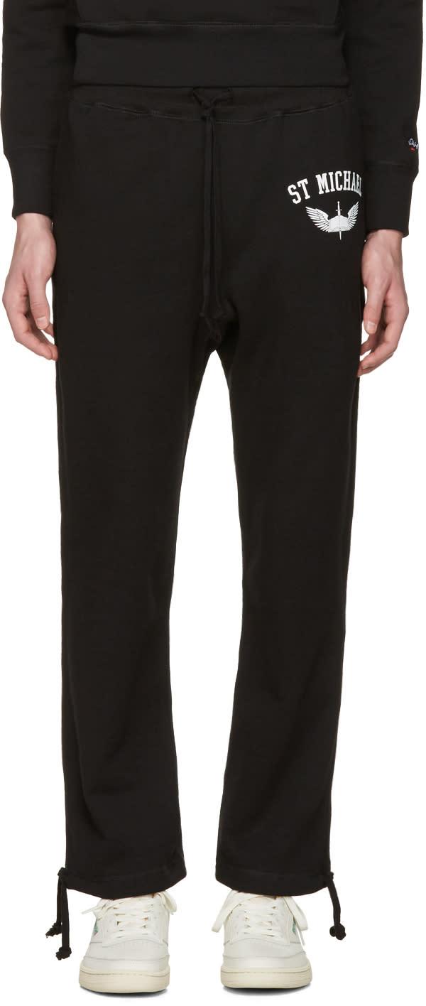Noah Nyc Black st. Michael Lounge Pants