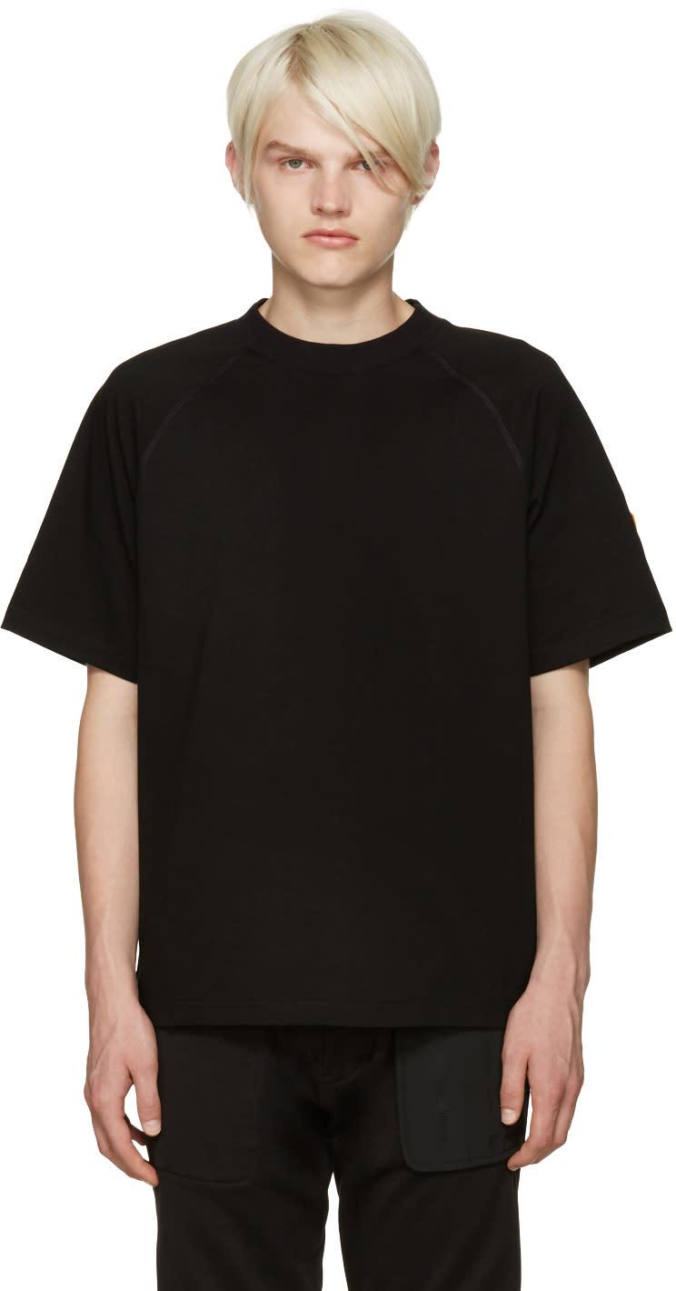 Moncler O Black Whitewidow T-shirt