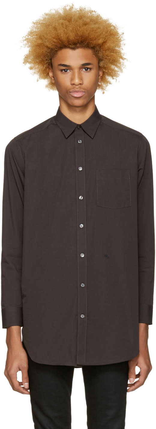Diesel Black S-romay Long Shirt