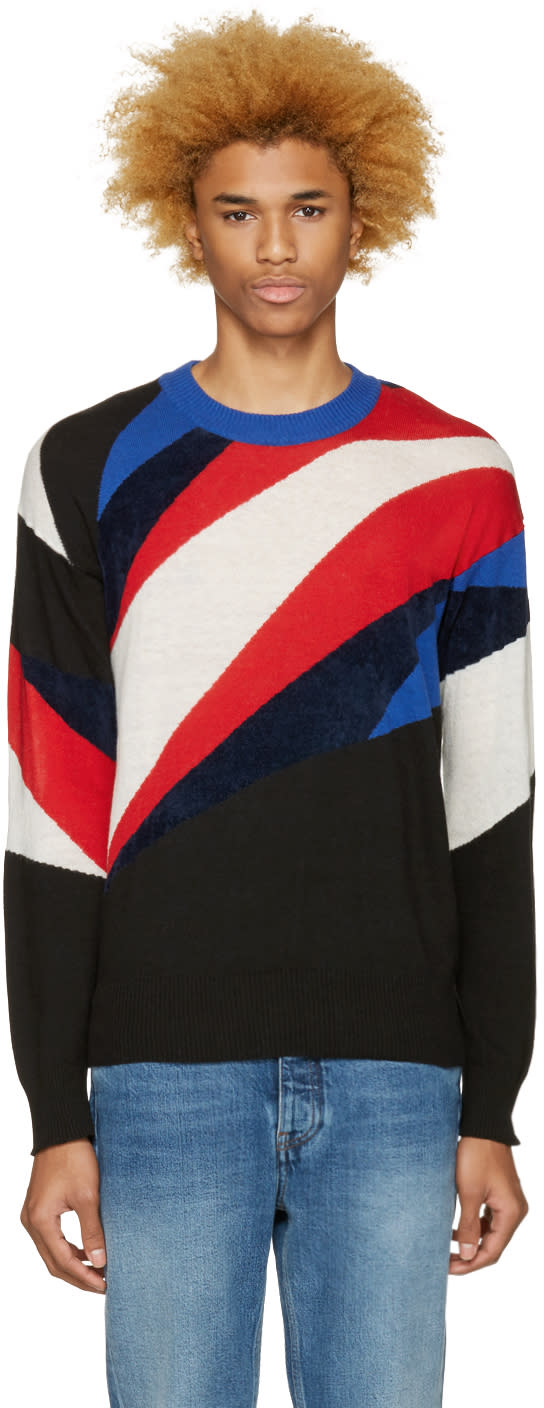Diesel Multicolor K-holy Sweater