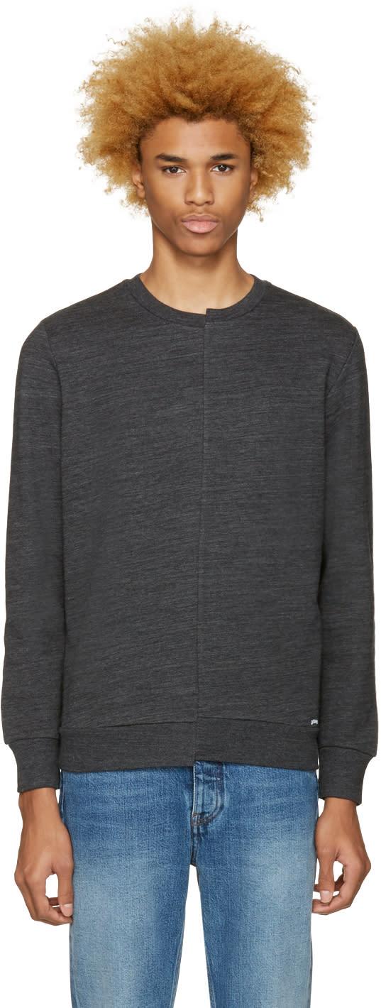 Diesel Grey S-shins Pullover