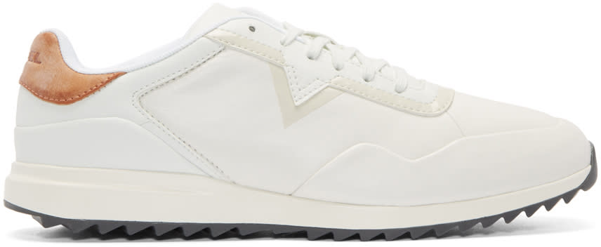 Diesel White S-swifter Sneakers